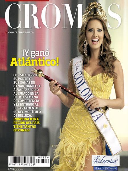 Miss Colombia 2011 / Daniela Álvarez