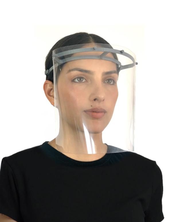 Careta Máscara de Protección Facial